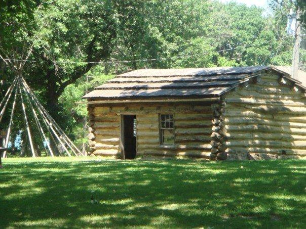 12. Abbie Gardner Cabin, Spirit Lake