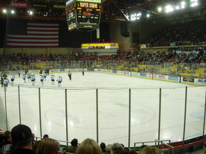 High Energy Hockey Games.