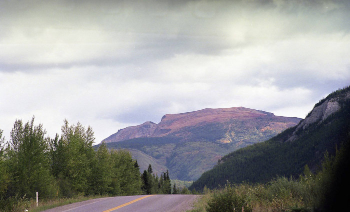 15. Alaskan Highway