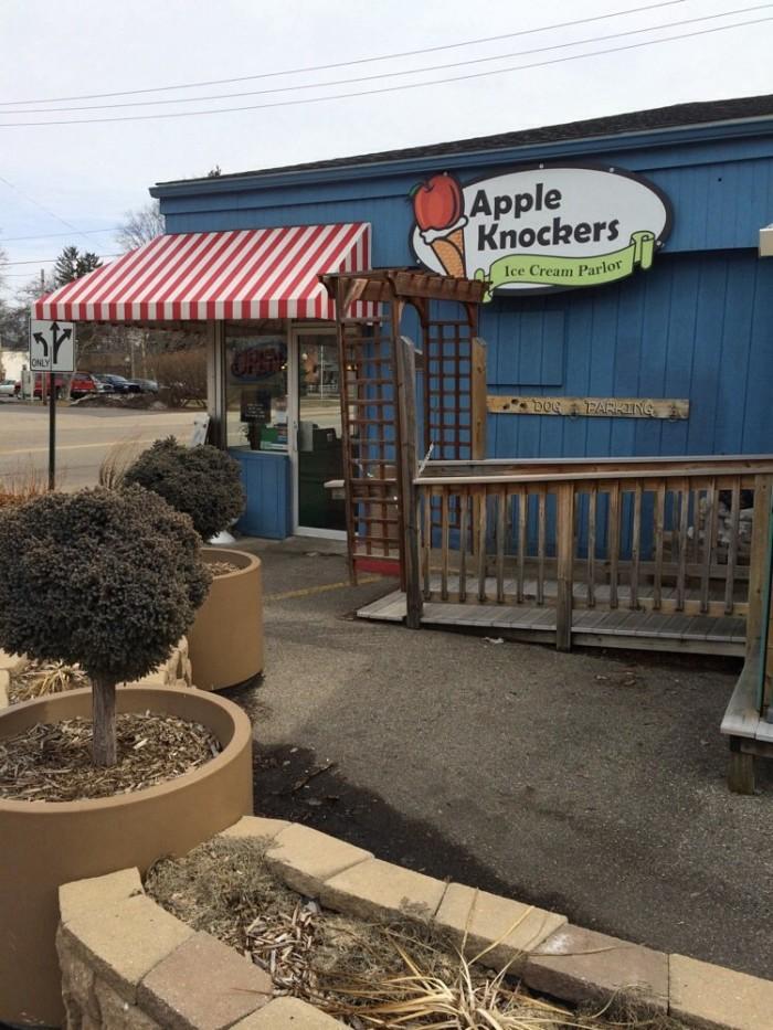 1. Appleknocker's, Vicksburg