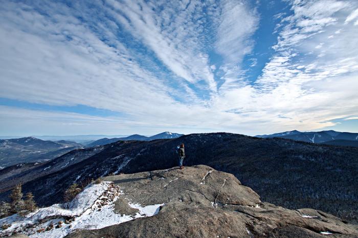 5. Cascade to Porter Mountain Trail