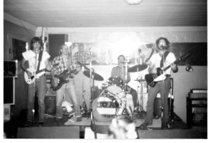 6. Bas Clas Ridge Band 1976