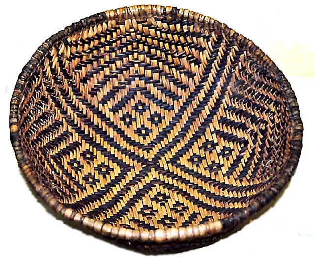 10. The Ancestral Puebloan grew sustainable farms, hunted local venison, and created high-quality pottery and baskets (pictured).