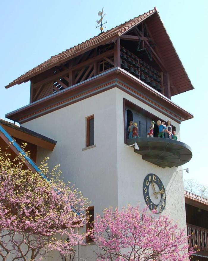 3. Bavarian Inn Restaurant, Frankenmunth