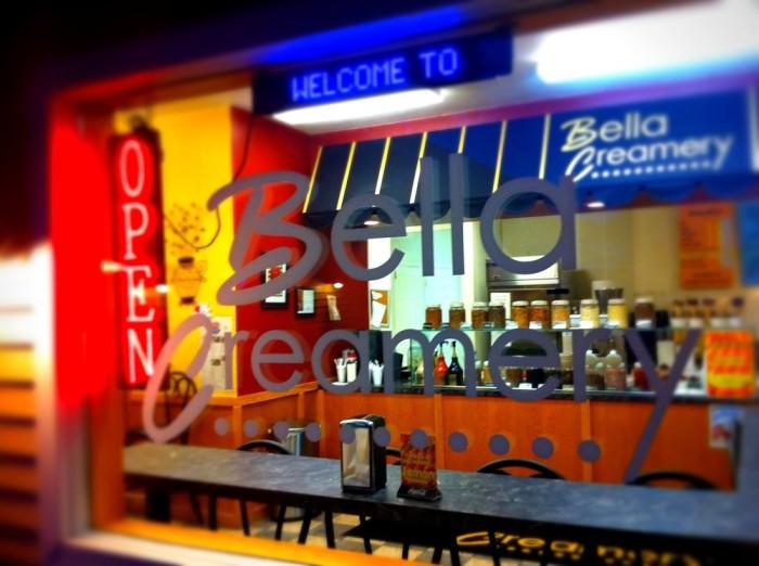 2. Bella Creamery, Portage