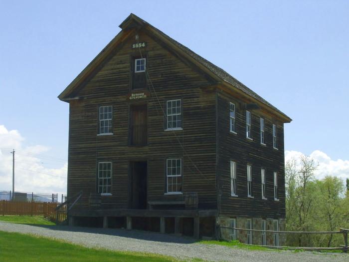 2. Benson Grist Mill, Stansbury Park