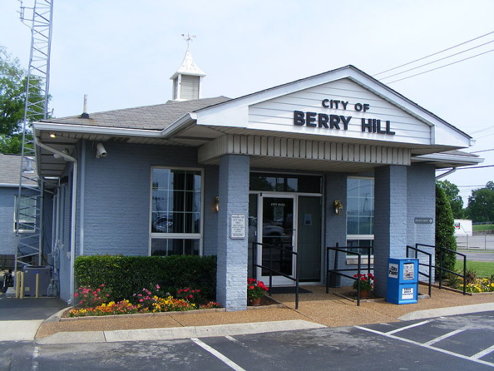 8) Berry Hill