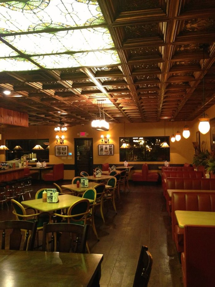 2. Billy Ray's Restaurant at 101 N Front Street in Prestonburg