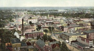 What Kansas's Major Cities Looked Like In 1900 May Shock You. Kansas City Especially.