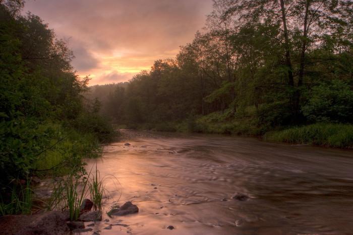 1. Blackwater River