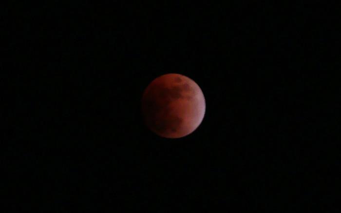 3. Blood Moon over West Virginia.