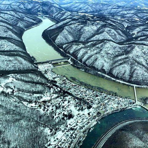 6. Bluestone Dam