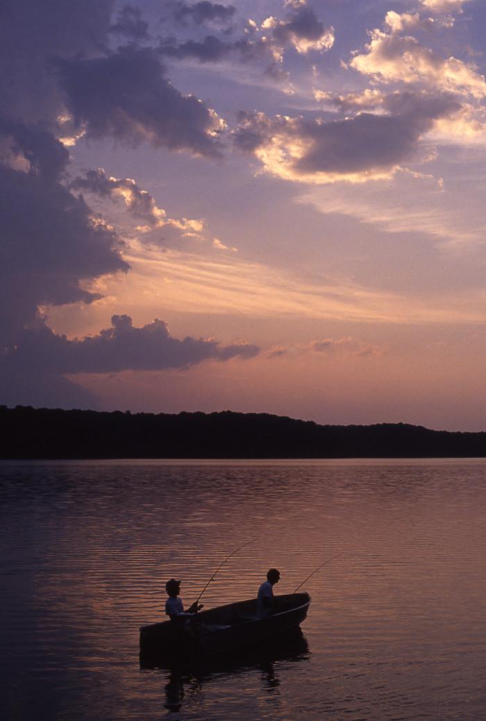 2. Boating: