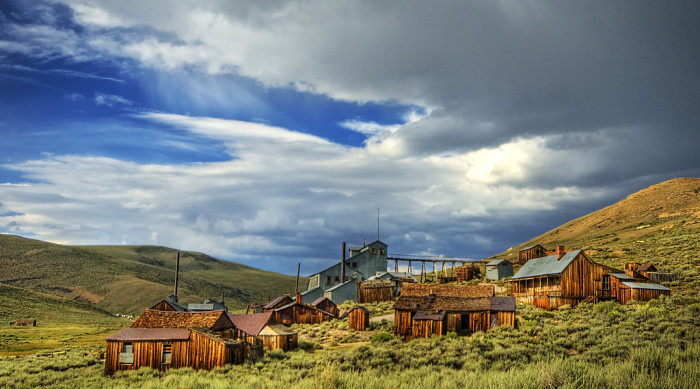 8. Bodie Historical State Park