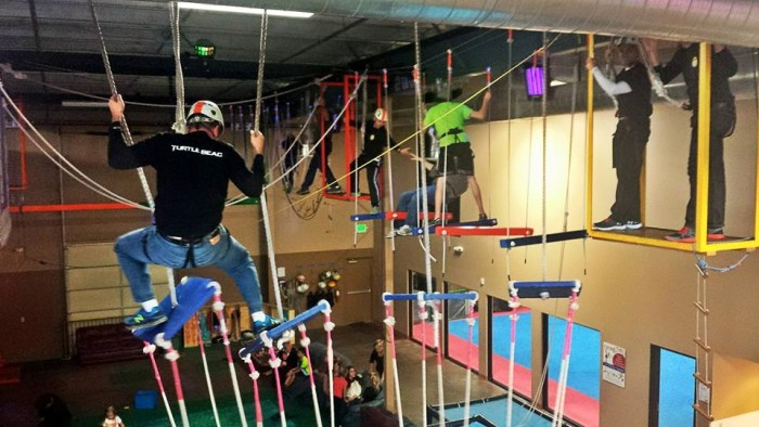 4. Test your climbing finesse at Bodies in Motion in Boise.