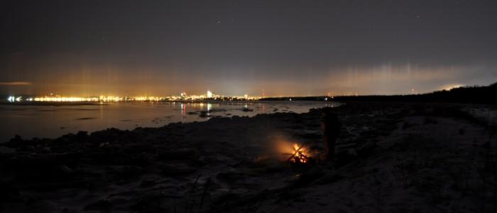 Urban Beach Fires.