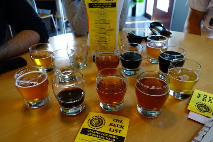 Breweries.
