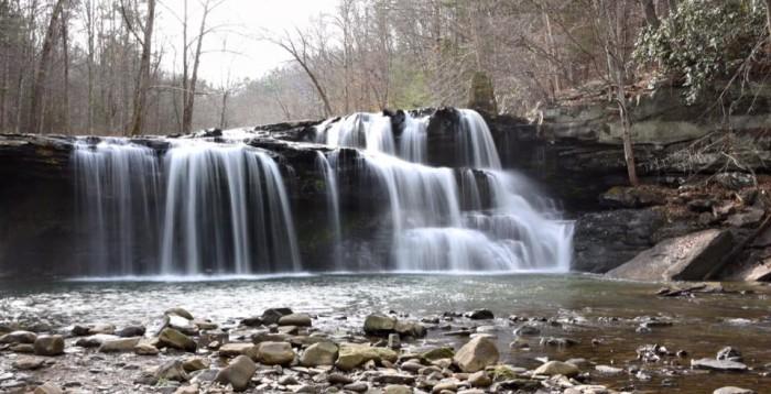3 Brush Creek Falls