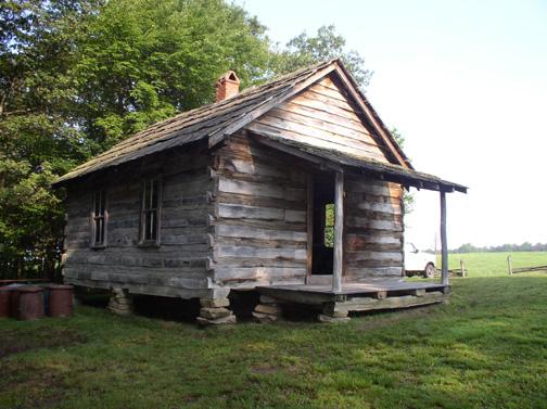 15. Brush Mountain School House