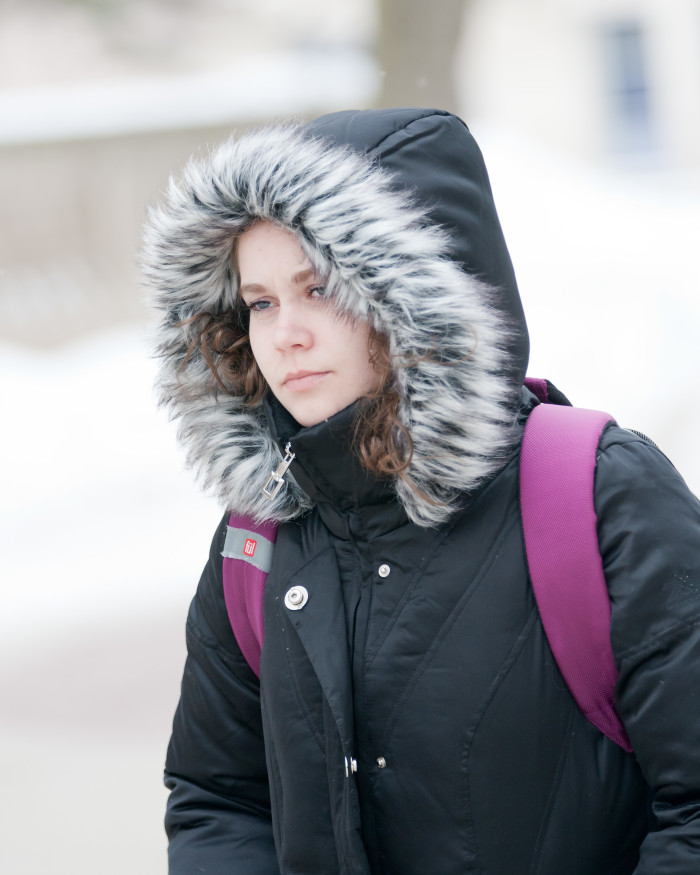 4. No person may walk about in public if he or she has the common cold.