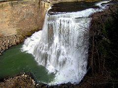 1) Burgess Falls - Sparta