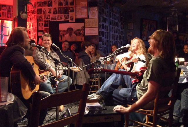 13) Buy tickets ahead of time to the Bluebird Café