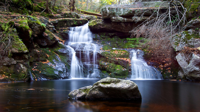 this natural springs in connecticut is epic