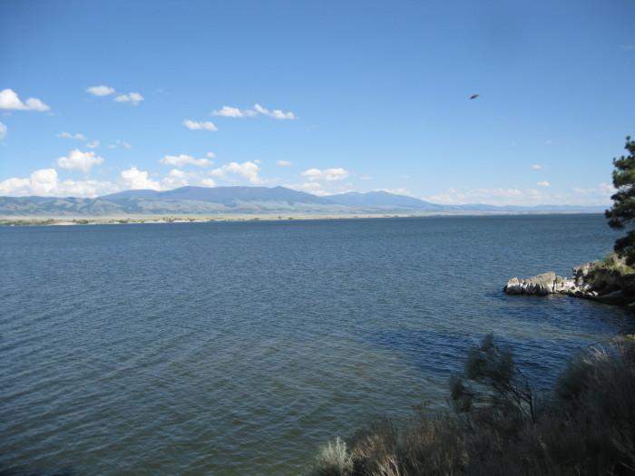 3. Canyon Ferry Lake