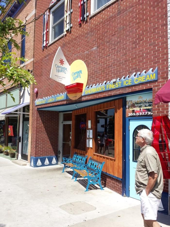 4. Captain Nemo's, South Haven