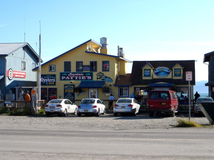 10. Captain Pattie's Fish House – Homer