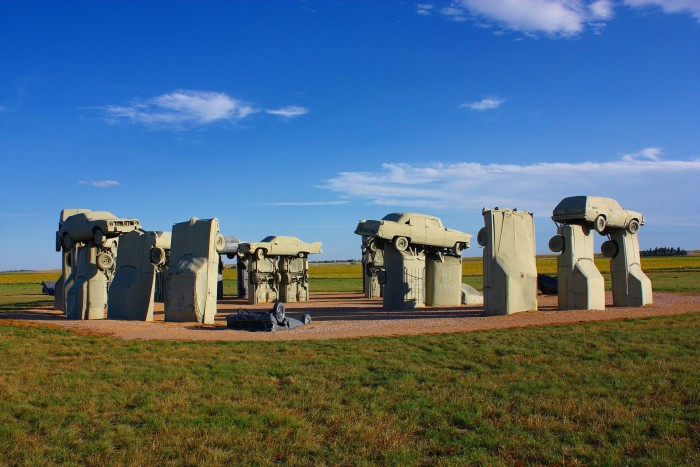 7. Carhenge, Alliance