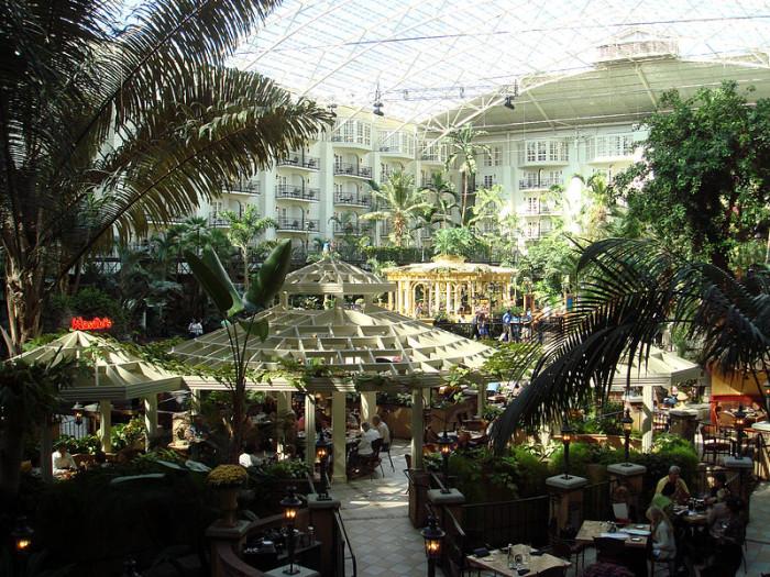 Cascade Atrium