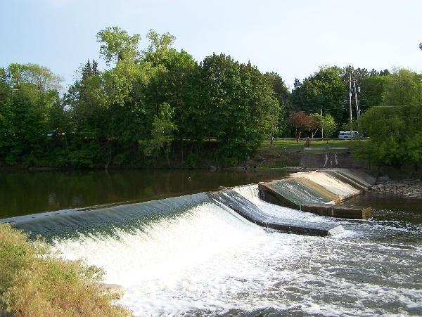 5. Cass River Dam, Frankenmuth