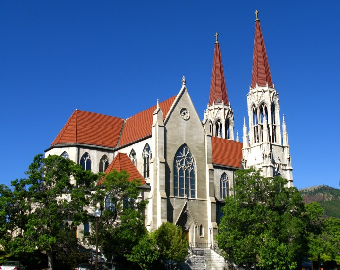 1. Cathedral of St. Helena