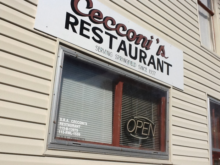 10. Cecconi's Restaurant at 117 W Main Street in Springfield