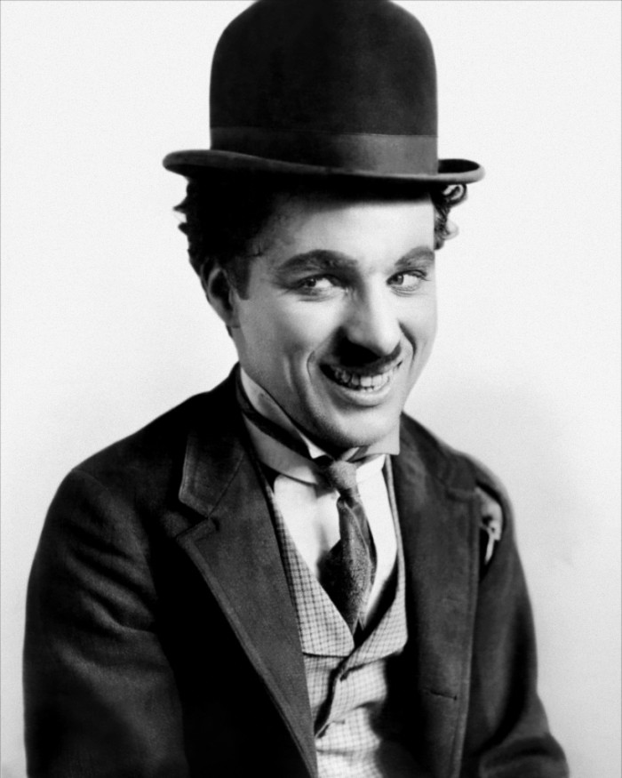 8. This shocking thing almost happened in Arkansas: Charlie Chaplin almost gave up show business to move to Arkansas to raise hogs.