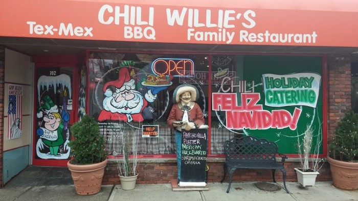 1. Chili Willie's, Boonton