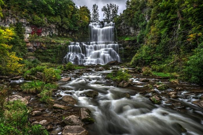 1. Chittenango Falls State Park, Cazenovia