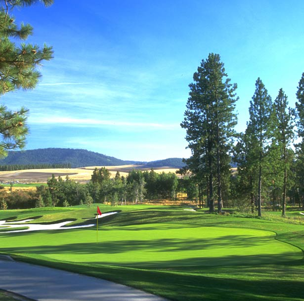 7. Practice your swing at one of the top 100 golf courses in the country.