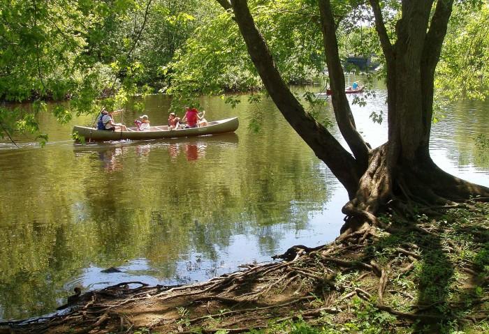 1. Concord River