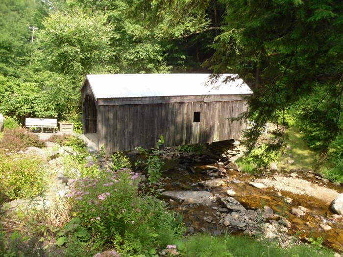 8. Copeland Covered Bridge