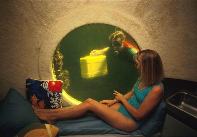 2. Jules' Undersea Lodge, Key Largo