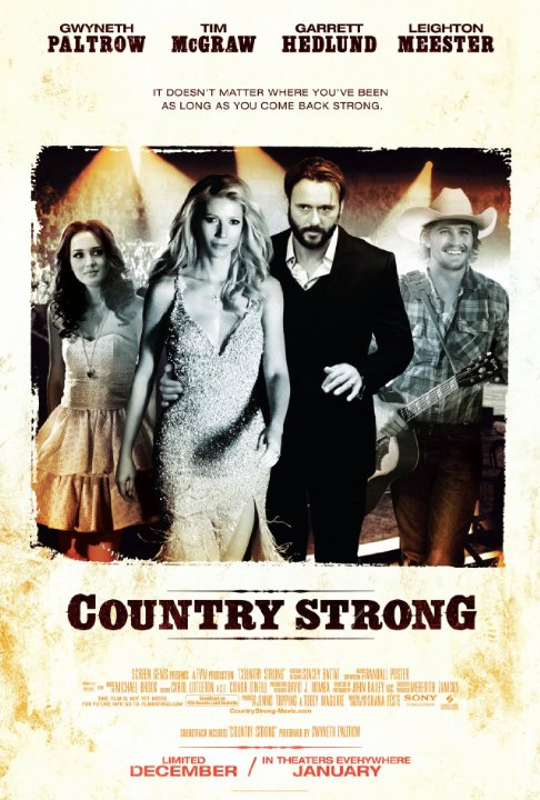 7) Country Strong