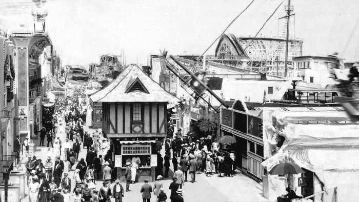 15 Vintage Photos Of Southern California 100 Years Ago