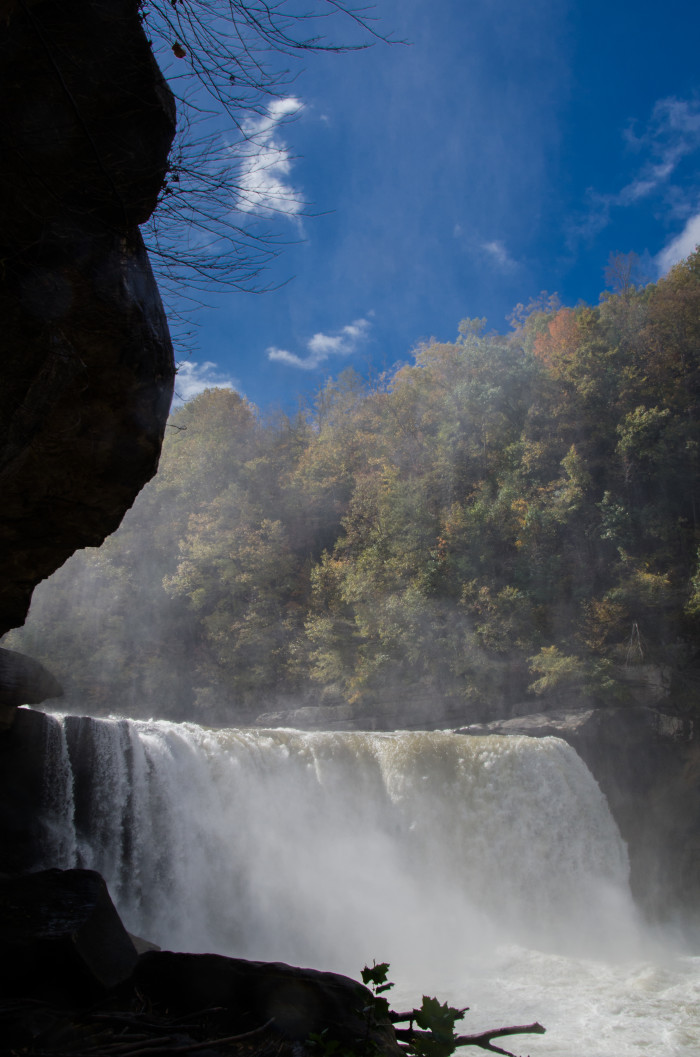1. Cumberland Falls and the moonbow