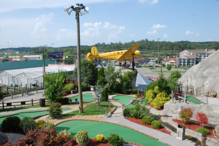 13. Curious about your mini golf obsession?
