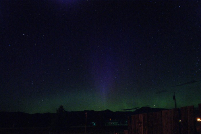 5. Aurora Borealis, Lincoln.