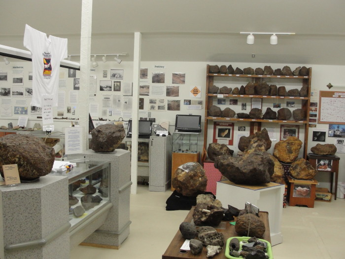 10. Kansas Meteorite Museum and Nature Center (Haviland)
