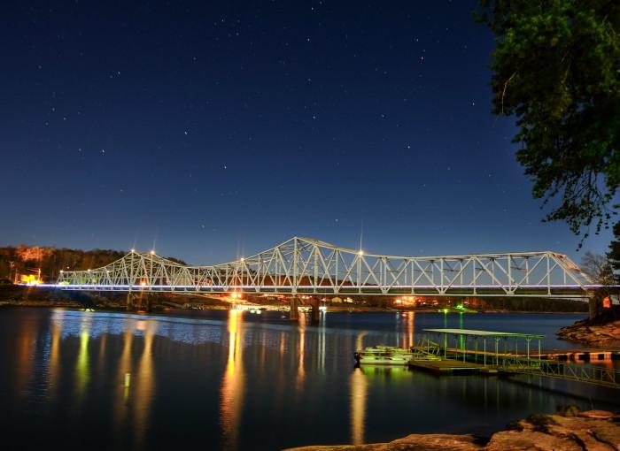 14) Duncan Bridge