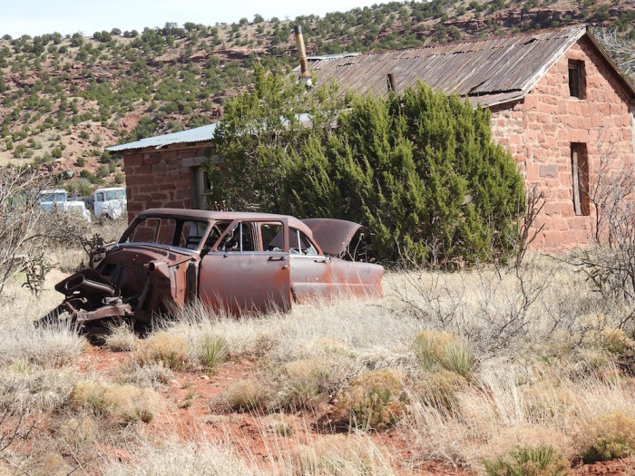 The Best Ghost Town To Visit In New Mexico